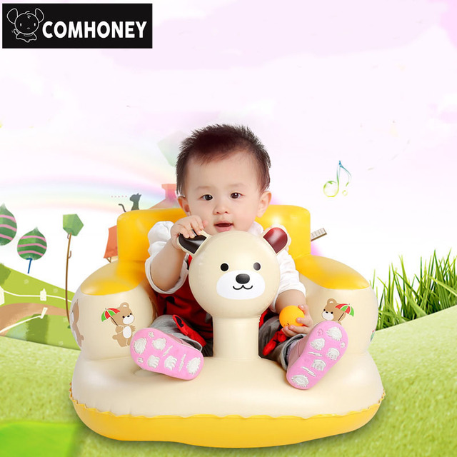 Baby Feeding Chairs Infant Kids Children Sofa Boys And S Safety Inflatable Chair