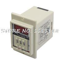 Asy - 3d AC / DC 36 V 999 Minute minuterie numérique Time Programmable retard relais blanc