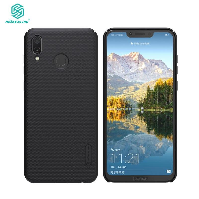 Huawei Honra Caso o Jogo 6.3 ''Nillkin Escudo Fosco PC Rígido de Volta Caso Capa Para O Huawei Honor Play