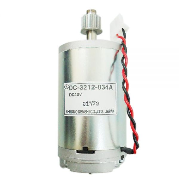 Mutoh PF Motor for VJ-1204 / VJ-1304 / VJ-1604 / VJ-1604W / RJ-900C / RJ-901C--DF-49020 solvent resistant pump capping assembly for mutoh vj 1604 printer