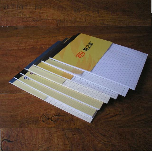 4 Pcs Lot A4 Taille Papier De Haute Qualite Bloc Notes Bloc Notes