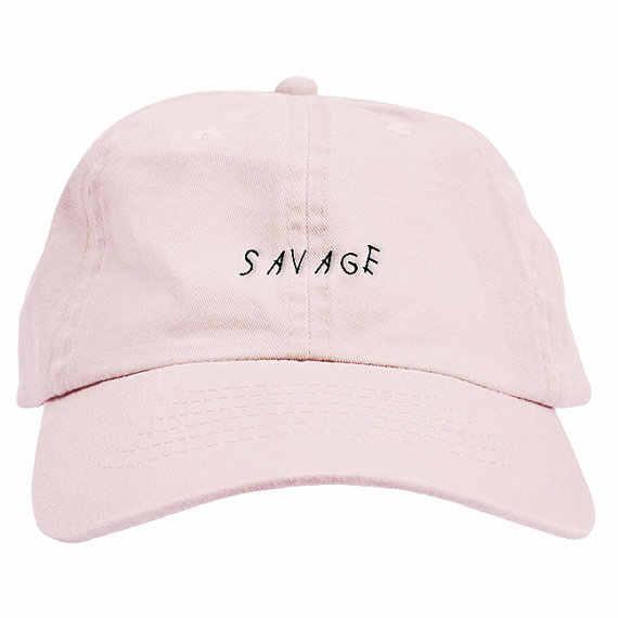 Улучшенная Мужская t вышивка дикарские шляпы 2017 100% хлопок Эксклюзивный папа шляпа хороший подарок бейсбольная кепка мужчин и женщин SAVAGE Snapback Кепка s