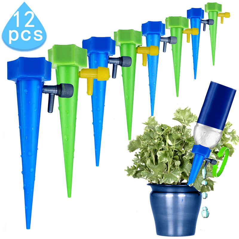 Consegna Veloce 10/12 Pcs Nuovo Impianto Auto Impianto Di Irrigazione Automatica Punte Regolabili Stakes Sistema Di Irrigazione Impianto Di Irrigazione Dispositivo Per Pianta Design Moderno