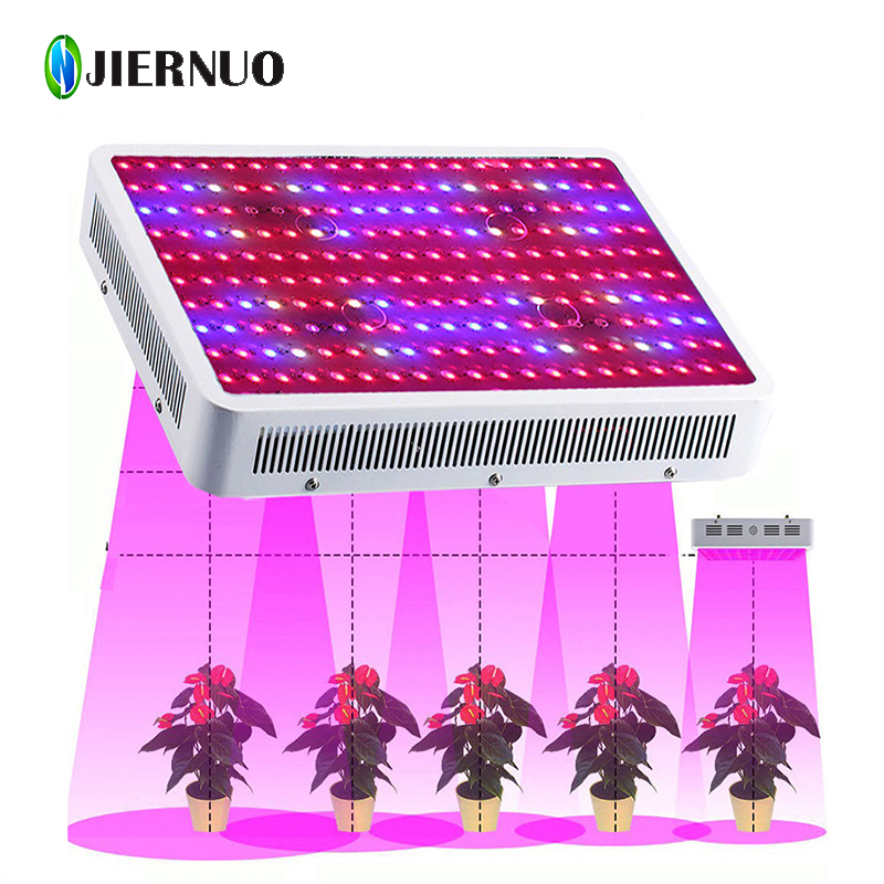 Greenhouse LED Grow Light 2000W Full Spectrum plant grow lamp for hydroponics Veg Flower Fruit indoor grow tent lamps BJ