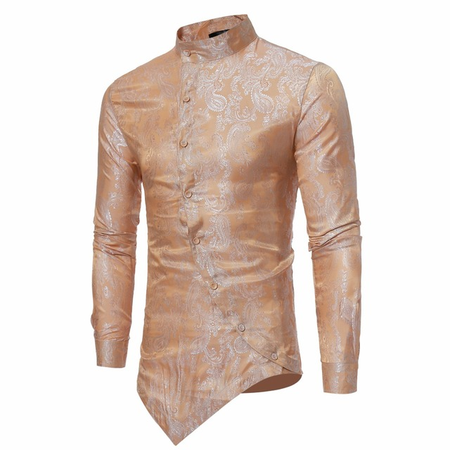 Chemise Homme manches longues 5