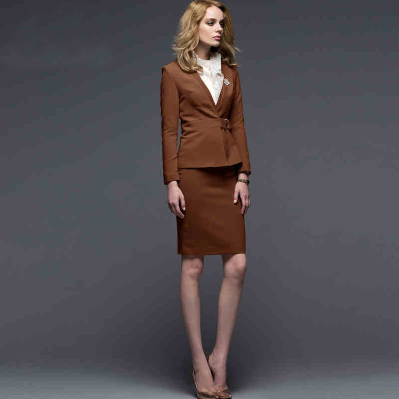 Aliexpress.com : Buy 2015 France Style Autumn and Winter Work Wear ...