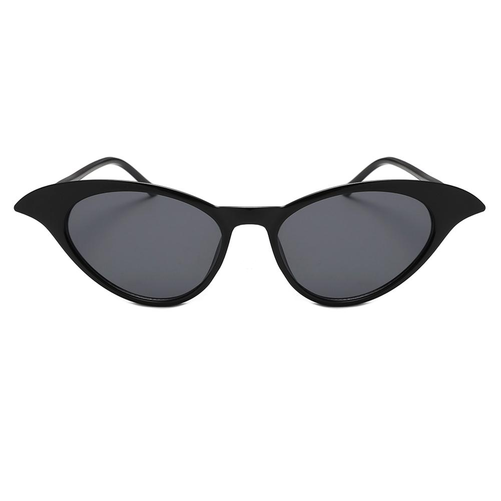 <font><b>2018</b></font> New Fashion Cute <font><b>Sexy</b></font> <font><b>Lady</b></font> Retro Cat Eye Sunglasses <font><b>Star</b></font> Kitten Eye Street Sunglasses image