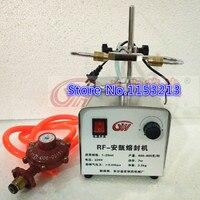 110V 220V RF Ampoule Melting Glass Tube Hot Welding Machine Laboratory Ampoule Sealing Machine Manual Ampoule