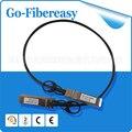 2 peças/lote 10 10GBASE SFP + Cabos Passiva Cabo de 0.5 metros 10G SFP + para SFP + Direct Attach cabo