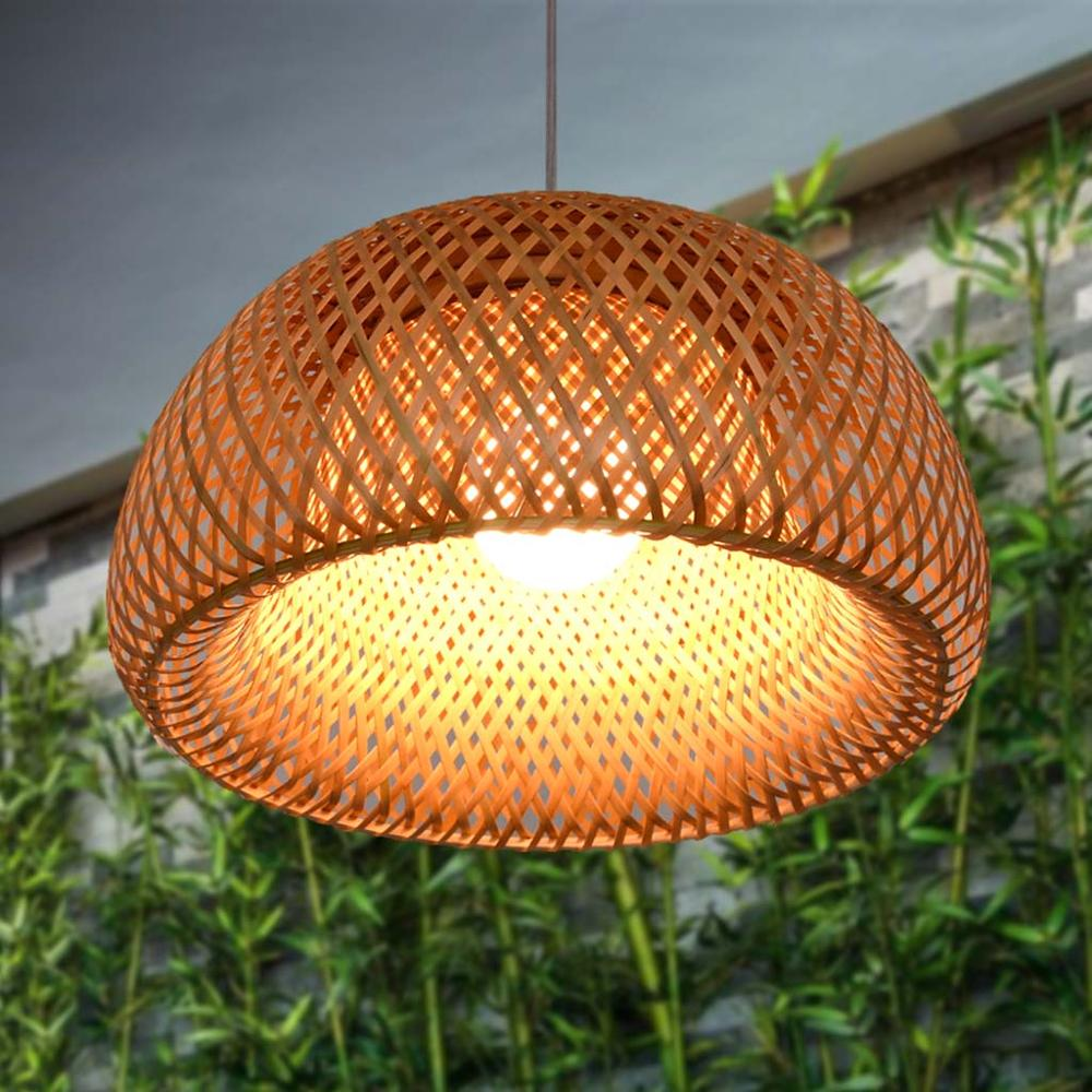Bamboo garden creative restaurant living room bedroom balcony bamboo lanterns Southeast Chinese bamboo Pendant Lights zb26 southeast asian restaurant chandeliers teahouse lights tea houses bamboo chandeliers creative balcony lamps za zb2