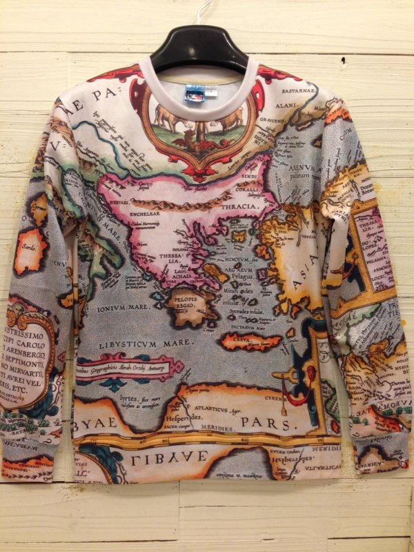World Map Sweater.Brand Clothing Map Of World 2016 3d Print Fashion Clothing Sweats