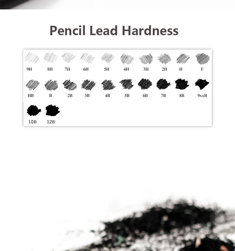 seguro não-tóxico lápis padrão profissional escritório escola