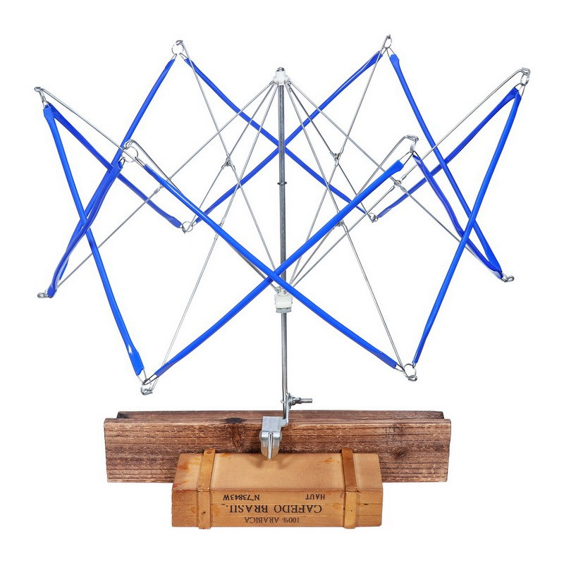 Hoomall punto paraguas Swift lana hilo Winder mano-operar madejas línea Crochet puntada artesanía herramienta para Patchwork