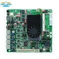 Intel atom d2550 dual core 4*82583 v ethernet mini-itx firewall motherboard soporte vga de salida de pantalla