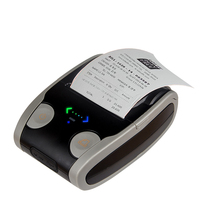 Mini Portable Printer Bluetooth POS Receipt 58mm label thermal printer for Android Windows system