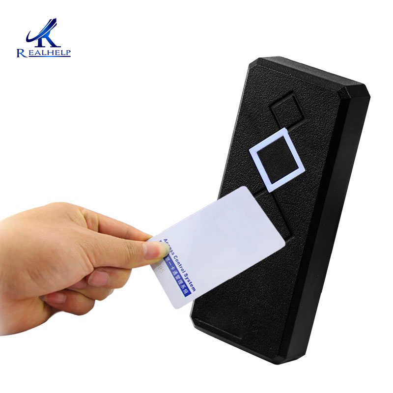 Outdoor Use IP65 Waterproof MINI Proximity Card Reader Wiegand Card Readers 13.56MHz Low Current DC12V For Control Panel