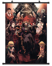 Anime Overlord Wall Poster