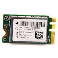 QCA9565 802,11 n 300Mbps Mini PCi-e M2 NGFF WiFi Adapter für Qualcomm QCNFA335 mit Bluetooth 4,0 für Dell DW1707 windows 7/8/10