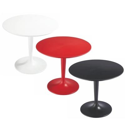 Leisure coffee table plastic ABS round coffee table office leisure area matching brin coffee table