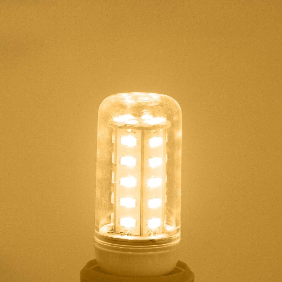 Led Bulb Lamp E27 E14 AC220V Lampada De Led Refletor 24-69LEDs White/Warm White Asign Led For Home Lighting Foco Led