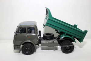 Image 3 - الأصلي الروسية نموذج ، 1:43 سبيكة خمر شاحنة ماز ماس النقل شاحنة ، محاكاة شاحنة لعبة ، جمع الكلاسيكية ، شحن مجاني
