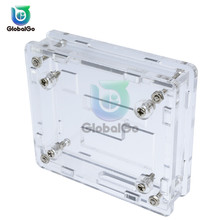 W1209 Digital Display Cool/Heat Temp Thermostat Acrylic Shell Temperature Controller Switch Case Acrylic Box