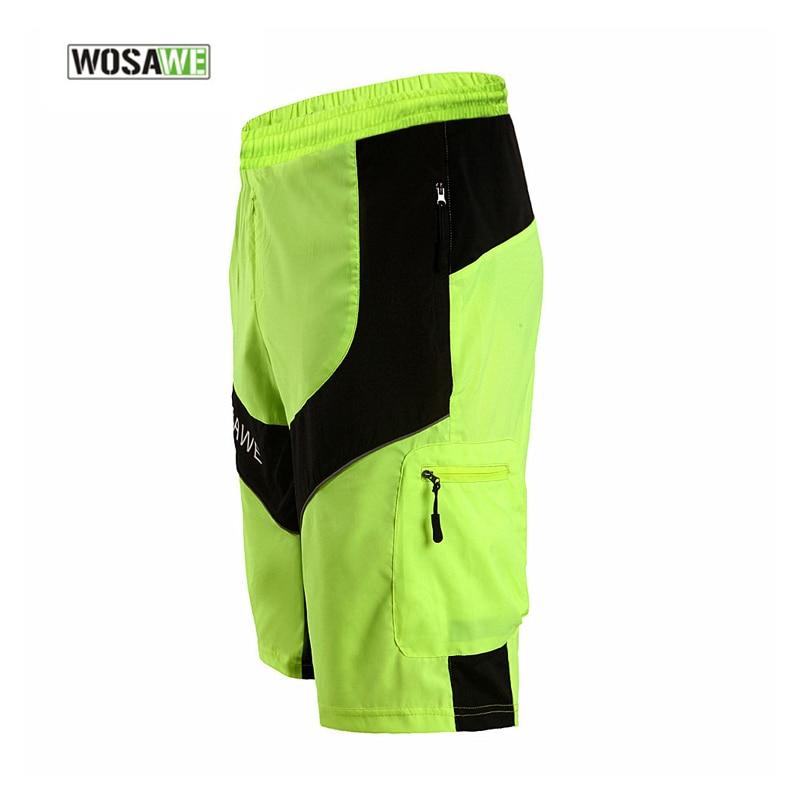 WOSAWE Καλοκαιρινά αθλητικά αθλήματα Green - Ποδηλασία - Φωτογραφία 3