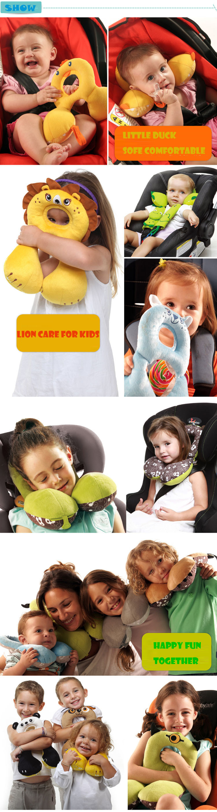 baby anti roll pillow-3