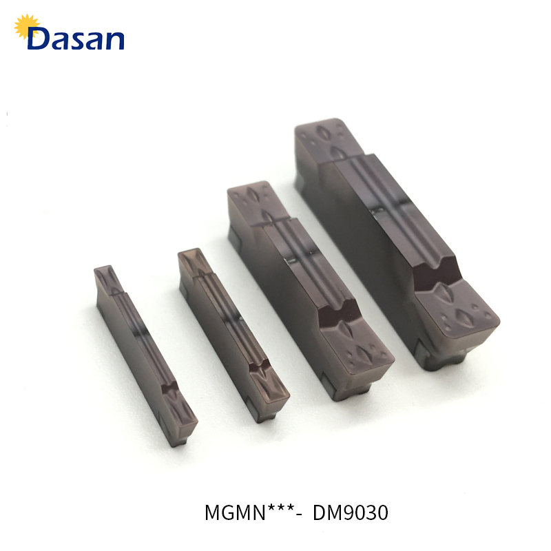10pcs MGMN300-M NC3030 3.0mm wide Grooving blade  cut off CNC carbide INSERT