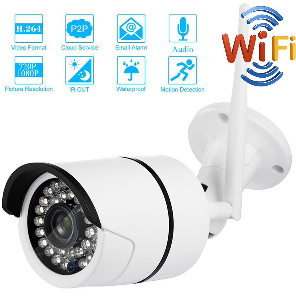 1080P 2MP IP Camera Surveillance CCTV Camera Outdoor Bullet Security Wifi Camera Waterproof Wireless Home IP Cam Yoosee APP