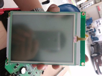HM-740 HM-740S Touch Panel
