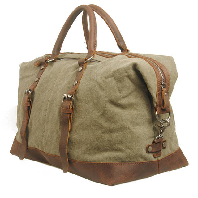 49b033bd6c Men Travel Bags Military Canvas Duffle bag Large Capacity Bag Luggage  Weekend Bag Vintage Designer Carry