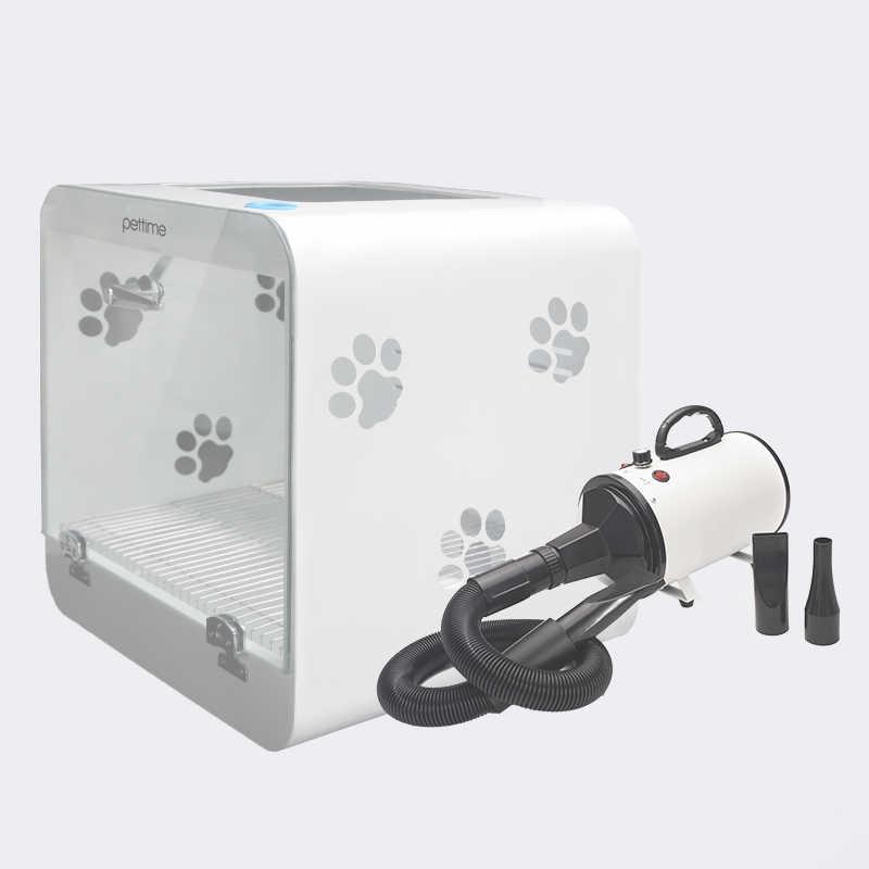 Gato pet caixa de secagem cão soprando cabelo artefato secador de cabelo saco de secagem secador grande cão água soprando máquina