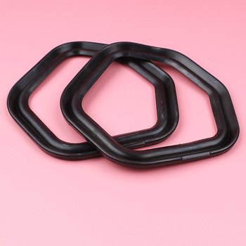 2pcs/lot Valve Cover Gasket For Honda GX240 GX270 GX340 GX390 GX 390 340 270 240 Engine Motor Part 12391-ZE2-020 image