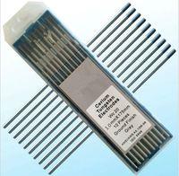 Hot Sale 2 0 Ceriated WC20 TIG Welding Tungsten Electrode 2 4mmx150mm 10pcs Pack AWS EWCe