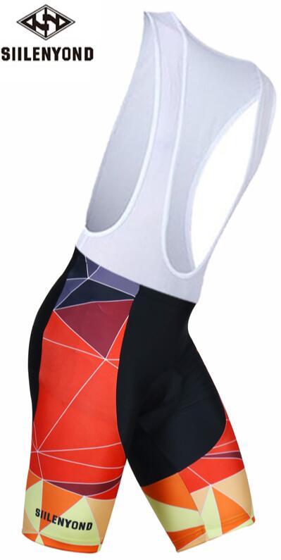 Siilenyond, мужская спортивная одежда, велосипедные шорты, мягкие, дышащие, для верховой езды, mtb, велосипедные шорты с нагрудником, анти-пот, шорты для велосипедистов mtb - Color: color 2