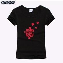 2019 Summer Clothes Streetwear Style Female T-Shirt Best For Love Print T Shirt Women Cotton Short Sleeve Girl Slim Kawaii Tees