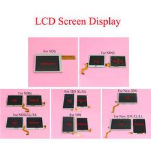 YuXi – écran LCD de remplacement pour Nintendo DS Lite, NDS, NDSL, NDSi, nouveau 3DS, LL, XL