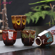Jia-gui luo Brand 1 PCS Traditional Chinese Tea Cup Ceramics High-grade Porcelain Set Accessories Drinking