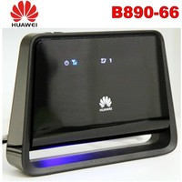 Unlocked HUAWEI B890 66 4G LTE Voice Band 2/4/5/7/12/17 Router