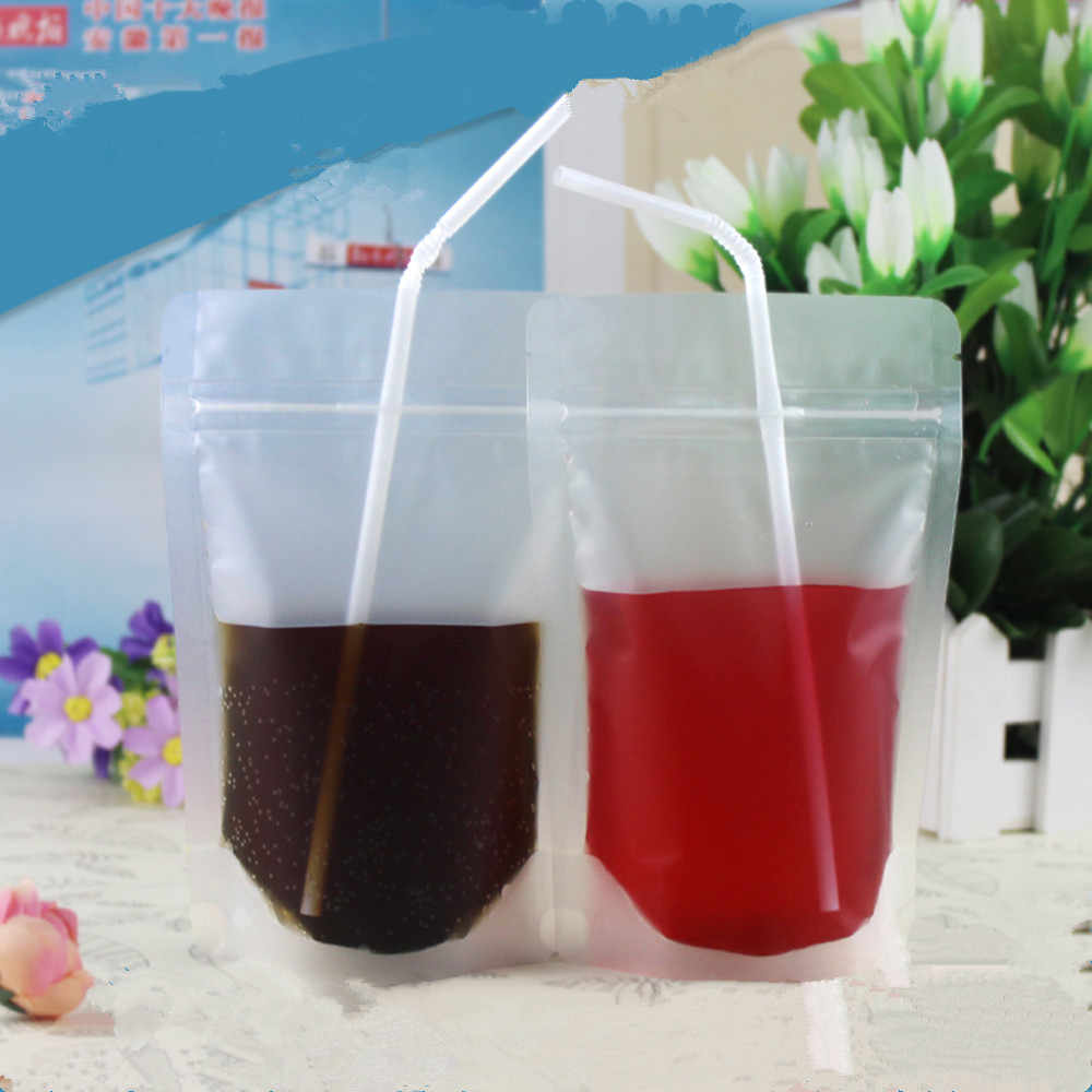 WHOLESALE Transparent Beverage ziplock Ziploc bags, nuts candy almond cashew storage bags 13cm*20cm 50PCS
