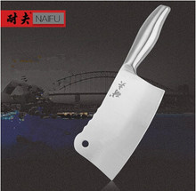 Free Shipping NEEF High Quality Stainless Steel Chef Chop Bone Knife Household Kitchen Multi-purpose Cutting Knife