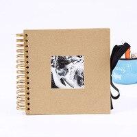 8inch Photo Album De Foto Wedding Album Scrapbook Fotograf Albumu Portafoto Album Scrapbooking Memory Book Anniversary Gift