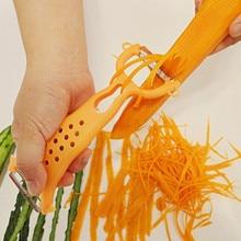 Dual Fruit Vegetable Peeler&Julienne Peeler Cutter Sharp Potato Carrot Grater Planing Kitchen Tools