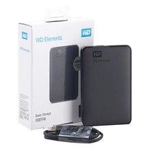 WD внешний жесткий диск HDD 2,5 «HD 500 ГБ 1 ТБ 4 ТБ HDD 500 ГБ 1 ТБ 2 ТБ 3 ТБ к USB портативный внешний жесткий диск
