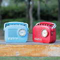 Bar Accessories Shabby Chic Retro Resin Crafts Ancient Ways Old Radio Personality Zakka Vintage Home Decor Birthday Gift