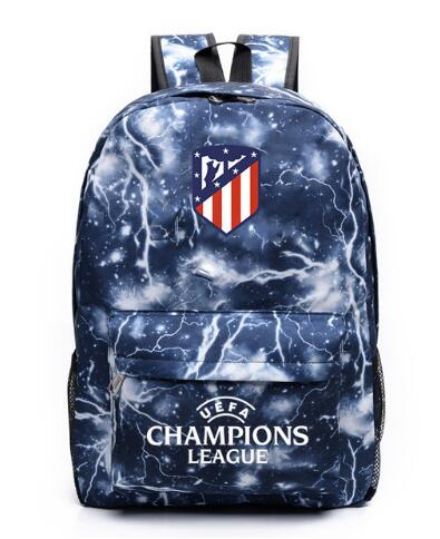 Detail Feedback Questions about 2018 New Hot Atletico Madrid Backpack For  Football teenager Back to School Student Bags Christmas gift for the  football kids ... b95efb14f21b2