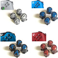 10 colors ABXY button Kit Bullet Buttons for Xbox One Slim Replacement Part Mod Kit For Xbox one Elite Repair