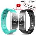 Iwown fit i6 pro i6pro monitor de freqüência cardíaca pulseira inteligente pulseira bluetooth 4.0 atividade rastreador para android ios telefone