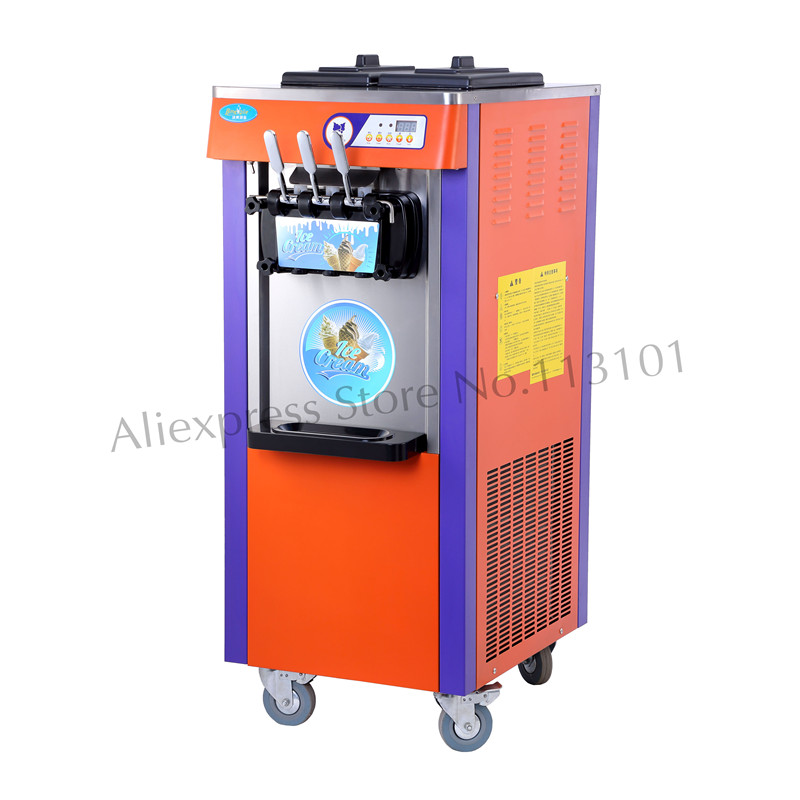 With shipping cost 110v 220v Electric Ice cream fish waffle machine Open mouth taiyaki machine